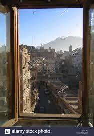 Auf Der Suche Nach Osten Durch Ein Fenster Des Golden Darr Hotels