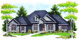 Small Country Ranch Home Plans