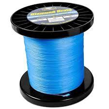 Diamond <b>Generation 3 Hollow</b> Core Braid 500yd 800 lb Test Blue