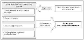 Сущность и структура инвестиционной программы