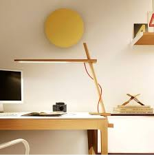 are you in the market for a desk light we suggest looking at the clamp lamp by dana cannam dana cannam has come up with a simplistic solution that is