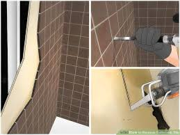 image titled remove bathroom tile step 9