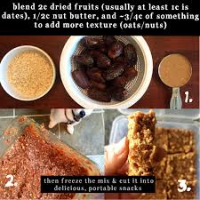 3 ings 1 minute dozens of zerowaste on the go energy bars this simple diy portable snack has been such a key addition to my regular zerowaste