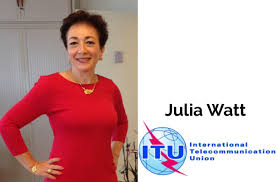 Meet Julia Watt, Chief of Human Resources at International ...