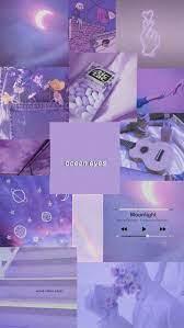 Purple 💜 | Galaxy wallpaper, Wallpaper ...