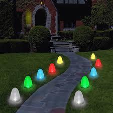 C9 Pathway Lights Sugar Coated Gumdrop Pathway Lights