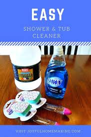 dawn shower cleaner easy shower and tub cleaner homemade shower cleaner with dawn dish soap dawn shower cleaner best homemade