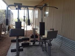 Weider Pro Power Stack Home Gym Obo 130 Tucson Sports