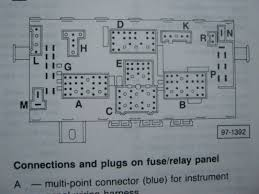luke s garage projects this post is for future reference when wiring accessories the vanagon fuse box gives you an easy way to connect accessories here is a diagram of the back
