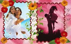 love frame effe photofunia frames love a man a woman