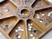 Wooden Sequence Board Game Interior Design Home 27
