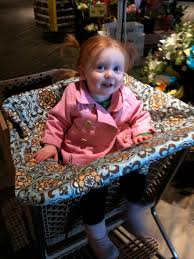 review  giveaway balboa baby shopping cart cover  mommies with