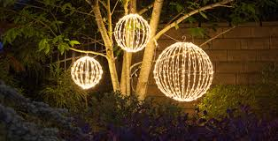 outdoor lighting balls. Attractive Lighted Spheres For Outdoor Trees Of Christmas Light Balls Outdoor Lighting Balls