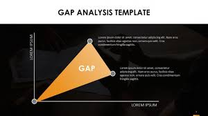 Gap Analysis Template Free Powerpoint Template