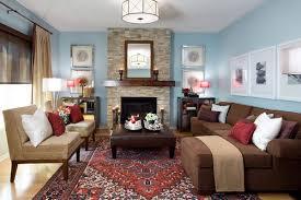 Beautiful Living Room Ideas Brown Sofa Hd Wall Wallpaper : Living .