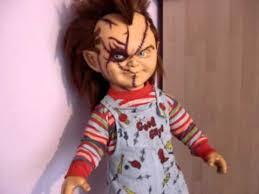 life size chucky doll chucky life size tng doll youtube