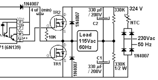 frequency converter hz to hz design inverter section circuit of frequency converter