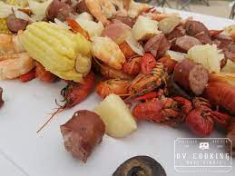 low country shrimp and crawfish boil