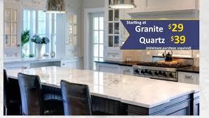pacific granite quartz your one stop stone countertop source