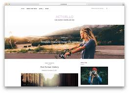 Photography Website Templates Fascinating 48 Free Responsive Photography WordPress Themes 48 Colorlib
