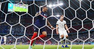 Hummels own goal gives france win gnabry spurns chance to level for germany. Hummels Own Goal Gifts France Win Over Germany Barbados News