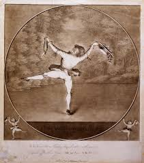 french society in the th century western civilization paper the  the origins of ballet victoria and albert museum print of e vestris engraving and aquatint late eighteenth century