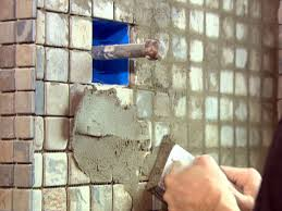 Grouting wall tile Grout Repair How To Grout Natural Stone Tile Diy Network How To Grout Natural Stone Tile Howtos Diy
