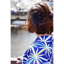 着物と和装の髪型ヘアスタイル16選自分でできる簡単ヘアアレンジも
