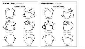 Free Printable Feelings Chart Www Bedowntowndaytona Com