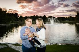 Schaumburg Family Portrait Session At Prairie Center For The