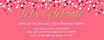 make free birthday invitations online birthday party invitations for her evite