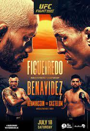 UFC Fight Night – Figueiredo vs ...