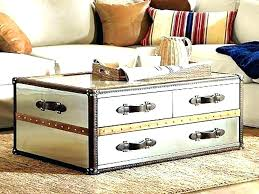 trunk for coffee table old trunk coffee table awesome old trunk into coffee table for trunk trunk for coffee table