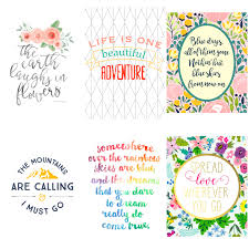 Nursery Decor Series 48 Free Printable Quotes For Kids