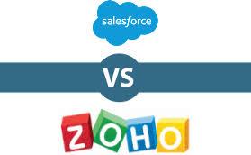 Org Chart Plus Salesforce Salesforce Com Salesforce Vs Zoho Crm Plus Crm Comparison Report