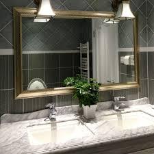 framed bathroom mirrors diy. Image Of: Framed Bathroom Mirrors Diy