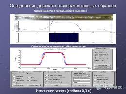 Презентация на тему КОНТРОЛЬ КАЧЕСТВА ДУГОВЙ СВАРКИ СИСТЕМАМИ  6 Определение дефектов экспериментальных