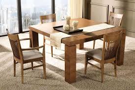 Wood Dining Table Set Original Wood Dining Table Set Interior Furniture Design