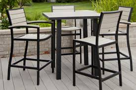 Outdoor Patio Dining Sets Bar Height