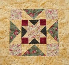 quilt block trivet