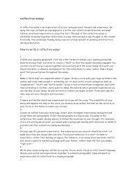english essay examples sample english essay english regents essay personal reflective essays examples