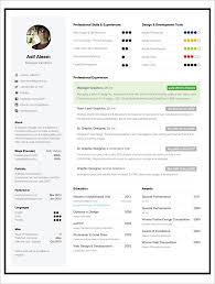 Pages Resume Template 41 One Page Templates Free Samples