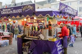 2016 Christmas Light Trade In Broad Street Oxford Uk 27th November 2016 Baileys Chocolate