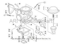 arctic cat 500 engine diagram arctic wiring diagrams online