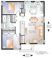 Attractive Inspiration 4 Modern Open House Floor Plans 1000 Images Modern Open Floor House Plans