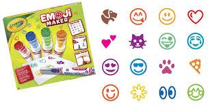 Amazon Crayola Emoji Stamp Maker Only 15 89 Regular Price
