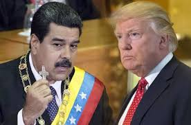 Image result for Trump and Maduro pictures