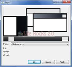 themes create create custom windows 7 themes with style 7