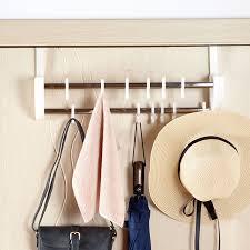 Row Of Hooks Coat Rack Online Shop Double row door back hook door hanger hangers bathroom 68