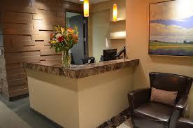office reception areas. office reception areas o